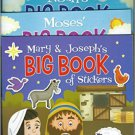 Mary & Joseph's/Moses'/Noah's/Jonah's Big Book of Stickers