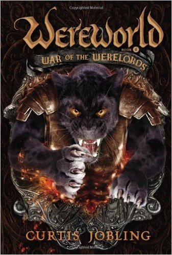 War of the Werelords (Wereworld). Book. Jobling Curtis