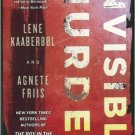 Invisible Murder (A Nina Borg Novel) . Kaaberbol Lene, Friis Agnete . Book.