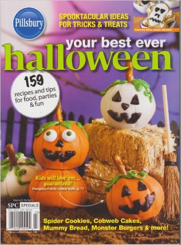 Pillsbury Your Best Ever Halloween (Volume 22 Number 4) Single Issue Magazine