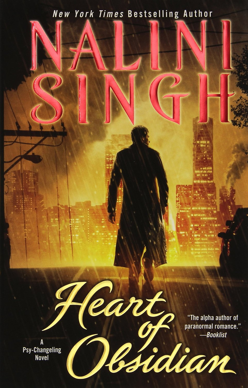 Heart of Obsidian. Book .   Nalini Singh
