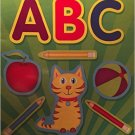 I Can Color ABC. Book to Color