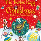 Xmas Activity:12 Days of Christmas (Sticker and Activity Book)