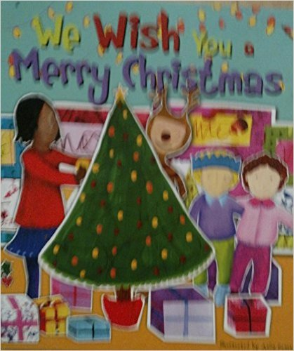 We wish you a merry christmas. Book