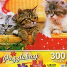 Kitty Picnic - Puzzlebug 300 Piece Jigsaw Puzzle