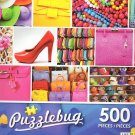 Fashion Fun - Puzzlebug 500 Piece jigsaw Puzzle
