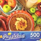 Harvest Pie - Puzzlebug 500 Piece jigsaw Puzzle