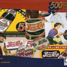 Pepsi-Cola Vintage  Puzzle Collection - Yesteryears - 500 Piece Jigsaw Puzzle