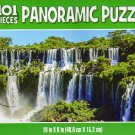 101 Piece Panoramic Jigsaw Puzzle - v1