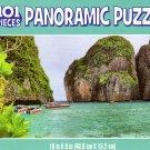 101 Piece Panoramic Jigsaw Puzzle - v4