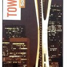 Space Needle Seattle - 100 Piece Tower  Jigsaw Puzzle