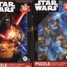 Star Wars Jigsaw Puzzle 300 Piece Jigsaw Puzzle (Set of 2 Puzzle) - v4