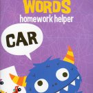 Homework Helper Educational Workbooks - Kindergarten - First Words - v2