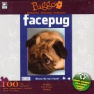 FacePug Wanna be My Friend - Puggo Puzzle Collection - 100 Piece Jigsaw Puzzle