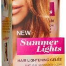 L'Oreal Paris Summer Lights Hair Lightening Gelee, Light Brown  to Dark Blonde 3.4 oz