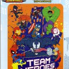Marvel Super Hero Adventures - 16 Pieces Jigsaw Puzzle - v2