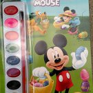 Disney Mickey Mouse Paint Box Book to Color Colorful Surprises!