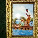 Kappa The Adventures of Huckleberry Finn (Treasury of Illustrated Classics) . Book.   M.Twain
