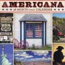 Americana - 16 Month Wall Calendars 2017