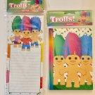 Trolls! Journal and List Pad / Notepad by Crownjewlz