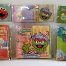 Set of 3 Sesame Street Bath Time Bubble Books