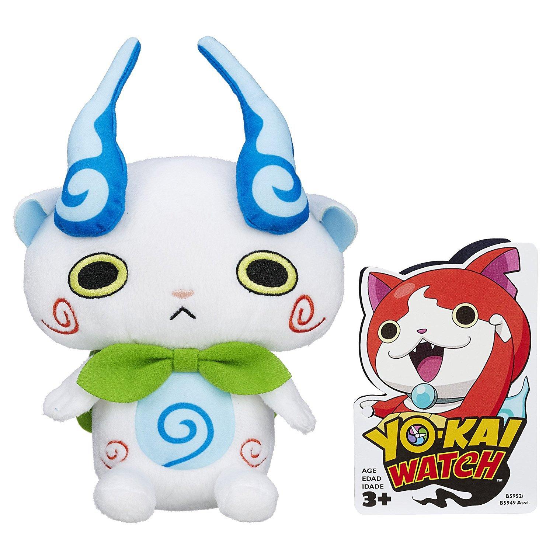 Yo-kai Watch Plush Figure Komasan