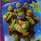 Nickelodeon Teenage Mutant Ninja Turtles Activity Book: Lean, Mean And Green (over 30 Stickers)