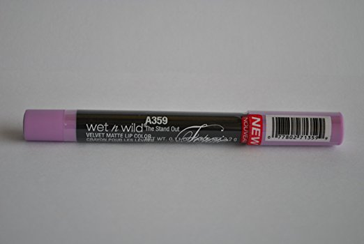 Wet n Wild Fergie Velvet Matte Lip Color A359 The Stand Out