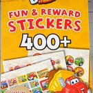 400+ Fun & Reward Stickers Tonka Chuck & Friends by Greenbrier