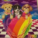 Lisa Frank Giant Coloring and Activity Book ~ Puppy Love (Puppies in Heart Cover) by Lisa Frank