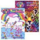 Lisa Frank Coloring Books 2 Asstd.96 pgs. by Lisa Frank