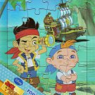 Jake and the Never Land Pirates - 24 Pieces Foil Jigsaw Puzzle - V1