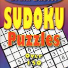 Large Print Sudoku Puzzle - Brain Buster - All New Puzzles - (2016) - Vol.12