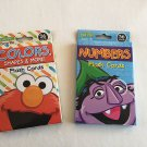 Sesame Street 2 Pack Flashcards - Colors and Shapes and Numbers