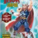 Disney Marvel Thor Sticker Scene Book to Color ~ Hammer of Thor
