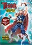 Disney Marvel Thor Sticker Scene Book to Color ~ Hammer of Thor