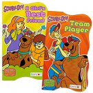 Scooby Doo Board Books - Set of Two Books (Assorted Titles)