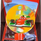 Disney Pixar Cars 2 Night Light World Grand Prix (WGP) Series Francesco Standup #1