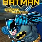 Bendon Publishing Batman Sticker Scene Plus Book to Color