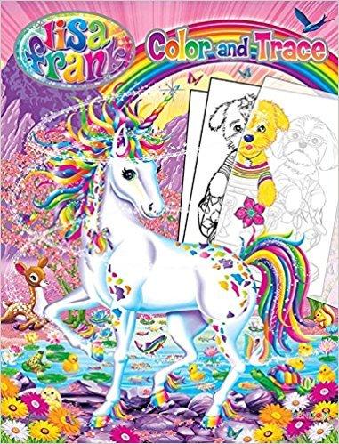 Lisa Frank Color & Trace