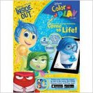 Inside Out Color & Play Ultimate Activity Book