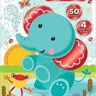 Fisher Price Sticker Scene Activity Book