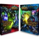 World of Warcraft Trading Card Game Arena Grand Melee Deck Set of 2