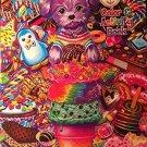 Lisa Frank Holiday Jumbo Color & Activity Book