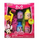 Minnie Mouse Bath Tub Finger Paint Set