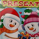 Perfect Present Jumbo Coloring & Activity Book