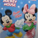 Mickey Mouse Coloring and Activity Book Snow Fun