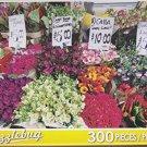 Puzzlebug 300 ~ Market Flowers by Puzzlebug