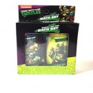 Teenage Mutant Ninja Turtles Shampoo and Bidy Wash Bath Set