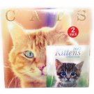 "2017 Cats Calendars 12"" x 12"" With Kittens Mini Calendar"